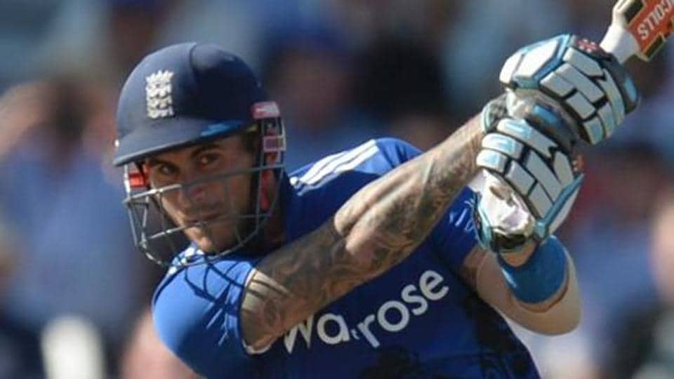 Alex Hales suffered an injury an injury during England's ODI series against India and has been ruled out for the West Indies series.
