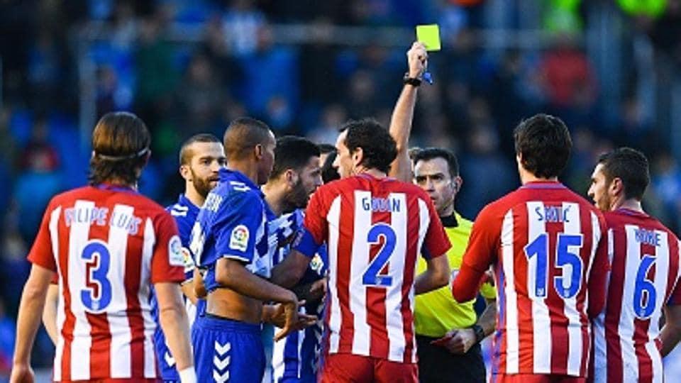 Atlético de Madrid - Alavés: Resultado, resumen y goles (3 ...  |Atlético Madrid--alavés