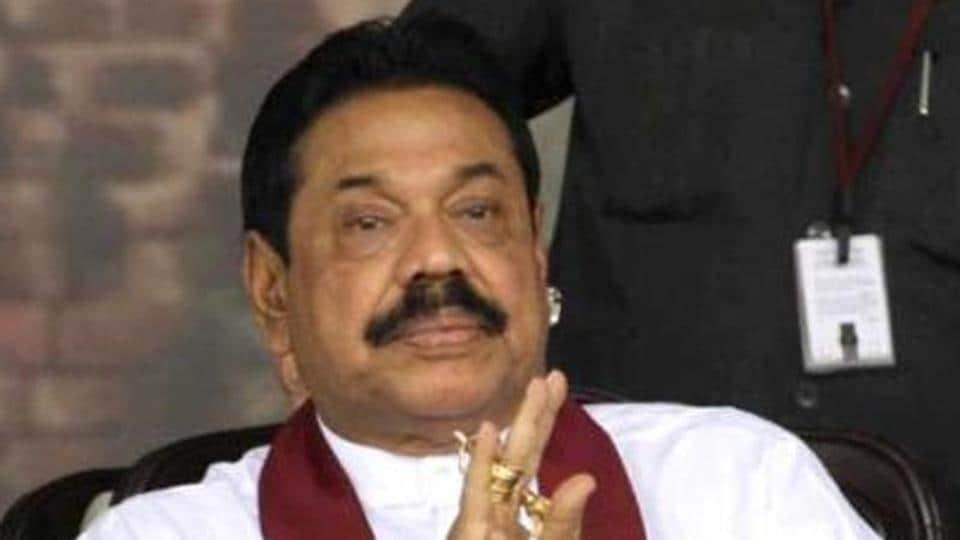 Mahinda Rajapaksa was the 6th President of Sri Lanka, who served from 19 November 2005 to 9 January 2015.