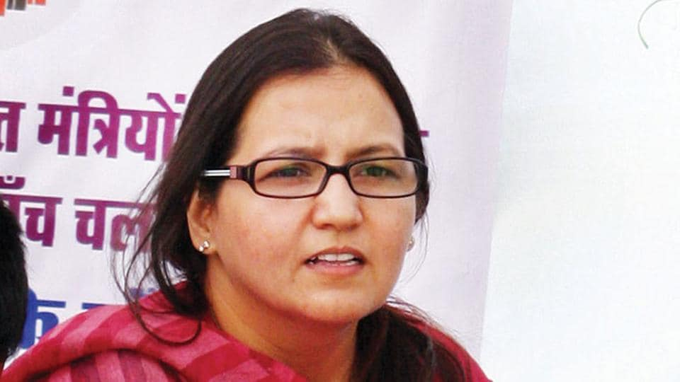RTI activist Shehla Masood was shot dead outside her house in Bhopal's Koh-e-Fiza area in August 2011.