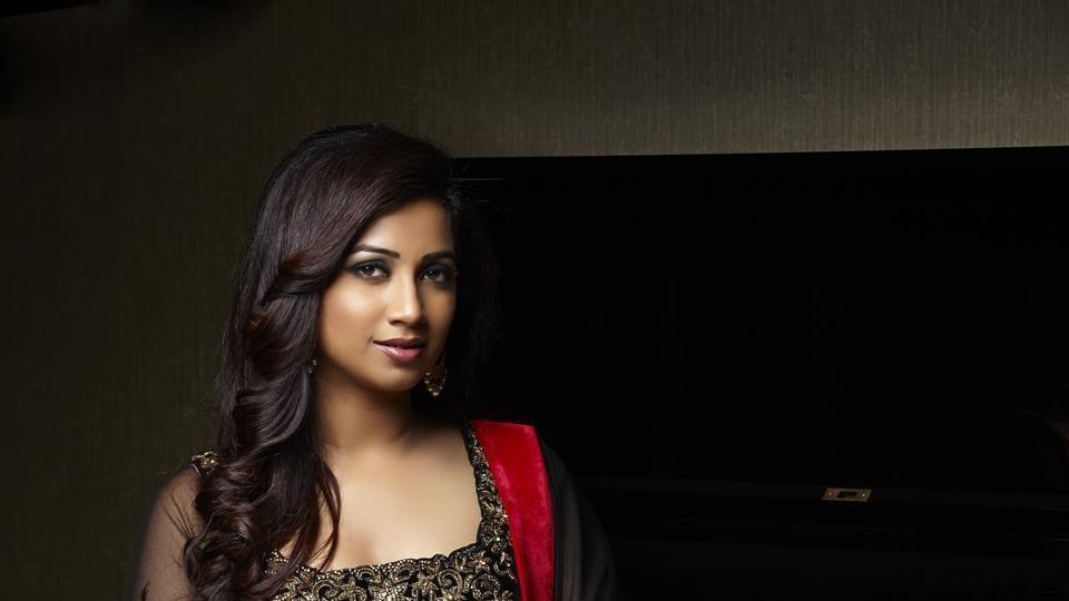 Shreya Ghoshal still feels nervous before performing onstage.