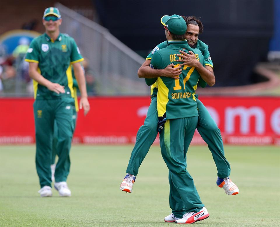 Imran Tahir,South Africa national cricket team,AB de Villiers