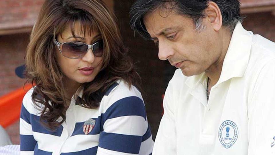 Sunanda Pushkar,Sunanda Pushkar death,Shashi Tharoor