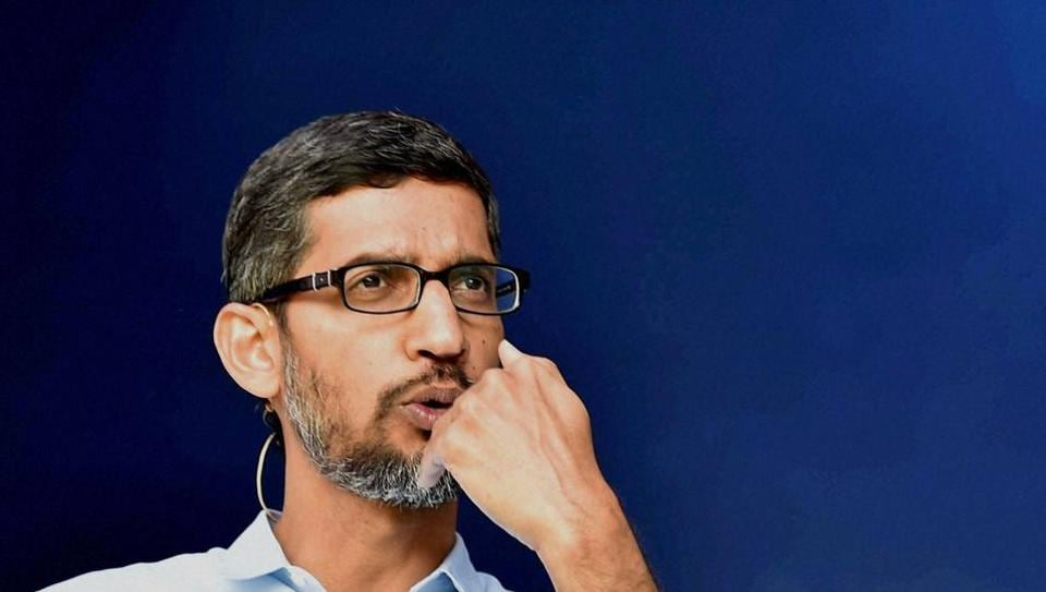 Google CEO Sundar Pichai criticised Trump's immigration order, banning foreign nationals from seven Muslim-majority countries.