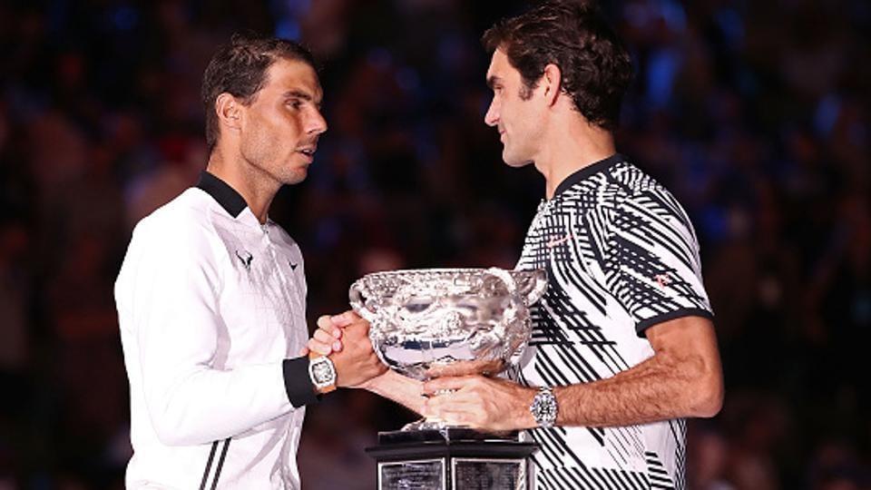 Roger Federer,Rafael Nadal,Roger Federer vs Rafael Nadal