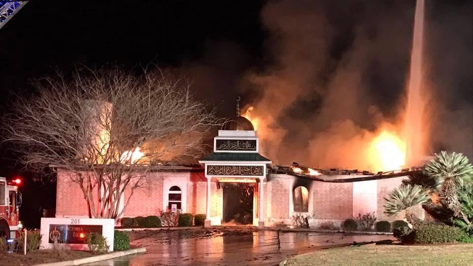 US,Muslim Ban,Texas mosque