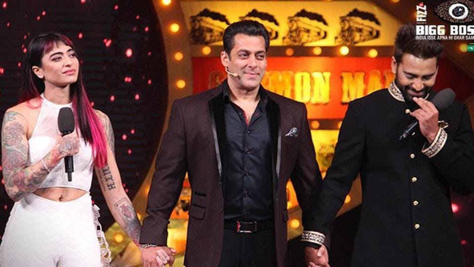 Bani Judge was declared the runner up while Manveer Gujjar is the winner of Bigg Boss 10.