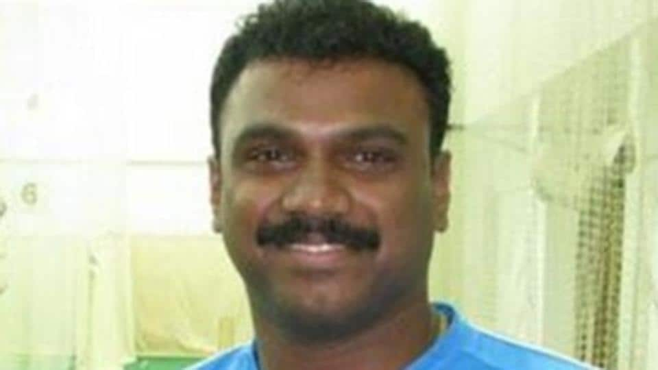 India's U-19 trainer found dead in hotel room