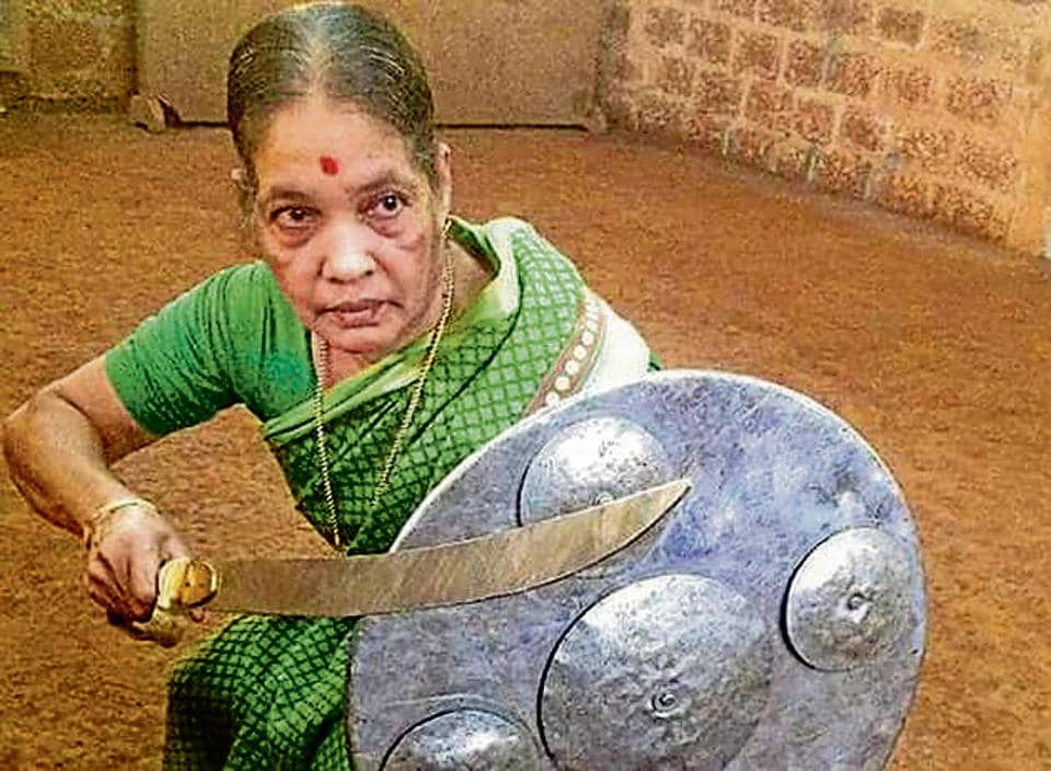 The grand dame of Kalaripayattu Meenakshi Gurukkal now wants to include kalari lessons in schools.