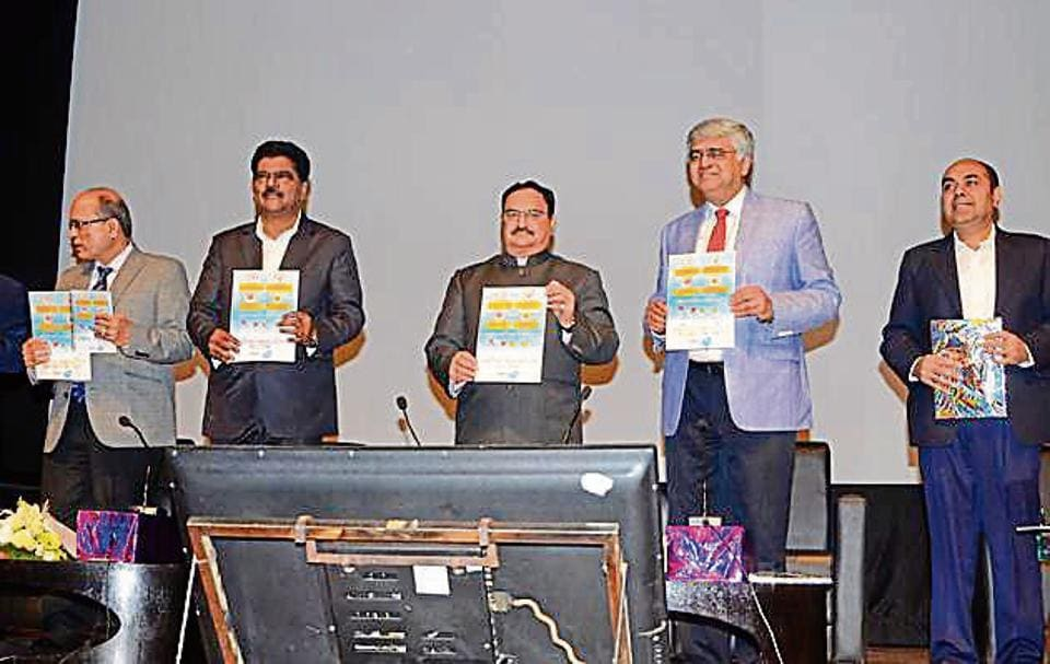 Doctors from Tata Memorial Hospital (TMH) on Sunday launched a new web-based service, Virtual Tumour Board, with Uniono health minister JP Nadda