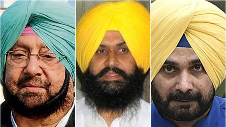 Prominent among those who are facing criminal charges are Navjot Singh Sidhu, Captain Amarinder Singh, and Simarjeet Singh Bains.
