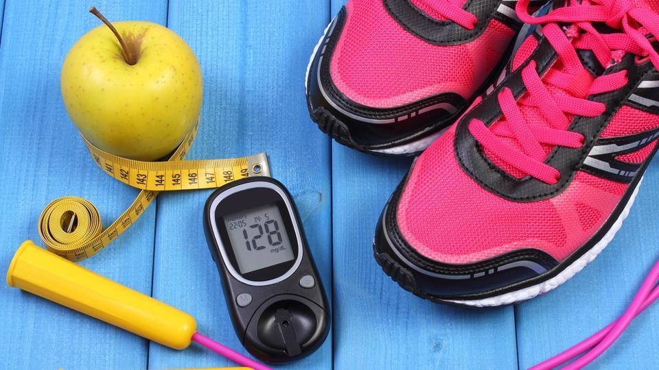 Diabetes,Exercise,Blood sugar