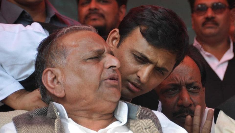 Samajwadi Party chief Mulayam Singh Yadav said on the day his son and chief minister Akhilesh Yadav and Congress vice president Rahul Gandhi held their first joint press conference in Lucknow and held a road show displaying great bonhomie.