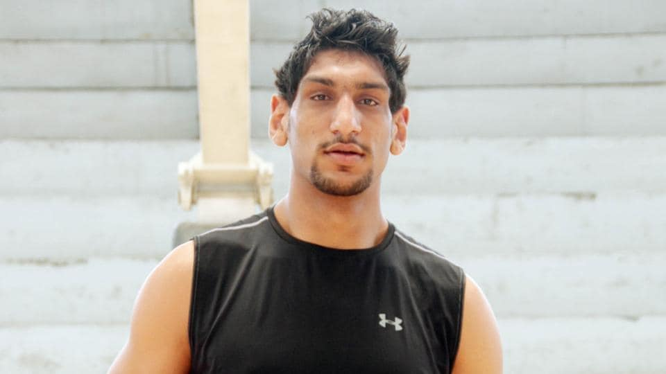Basketball player Satnam Singh Bhamara says that  if ever a biopic is made on him, he'd like Abhishek Bachchan to play him.