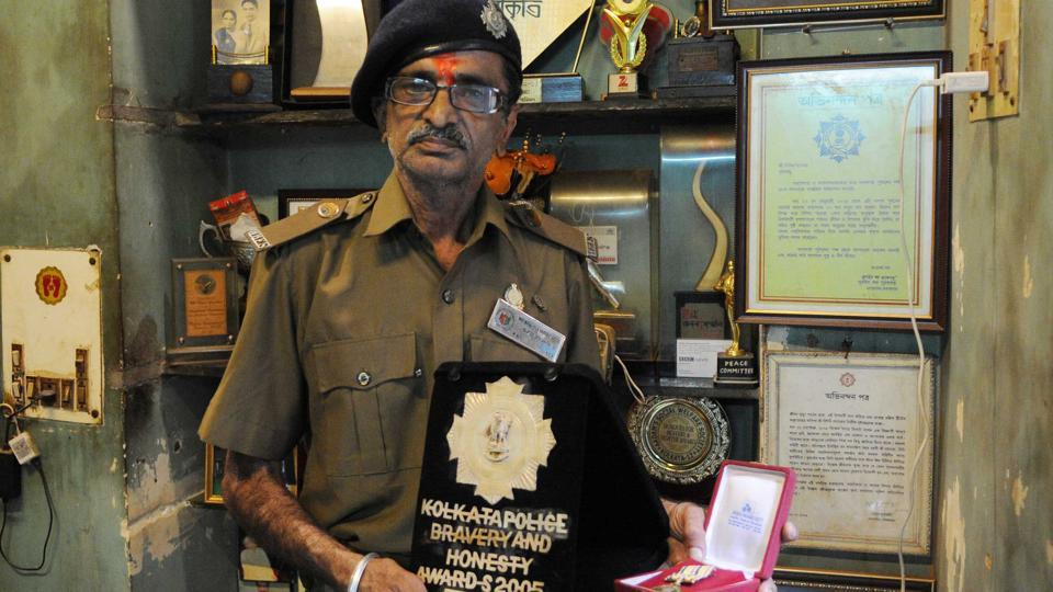 Over the past four decades, Bipin Ganatra has fought more than 100 fires.
