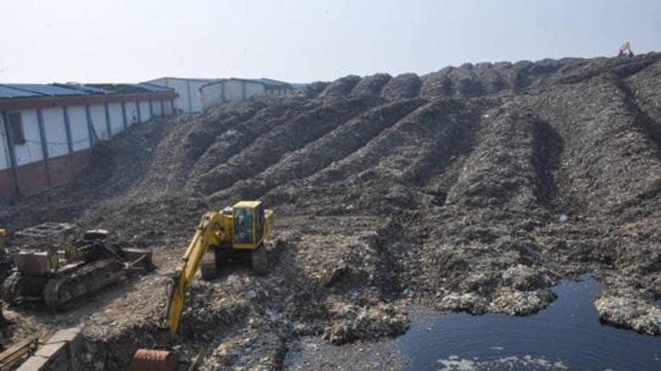 Gurgaon,Bandhwari waste plant,Gurgaon waste dumping