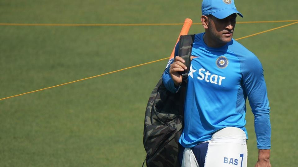 Former India captain MS Dhoni.