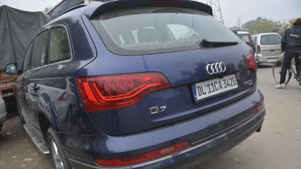 Police trace owner of killer Audi in Ghaziabad, no liquor bottles ...