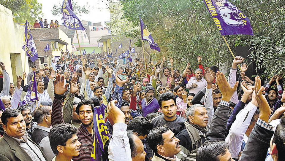 Officials said that many supporters and candidates, on a hectic campaign schedule, are violating the election code of conduct. District election officer Nidhi Kesarwani said that an election observer was appointed for Loni and Ghaziabad constituencies on Sunday.