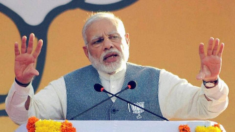 PM Modi is speaking in his 28th monthly address Mann ki Baat on Sunday.