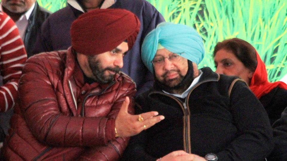 Punjab elections,Navjot Singh Sidhu,Patiala
