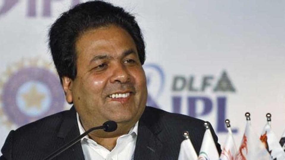 BCCI backing IPL chairman Rajiv Shukla to attend ICC meetings - cricket -  Hindustan Times