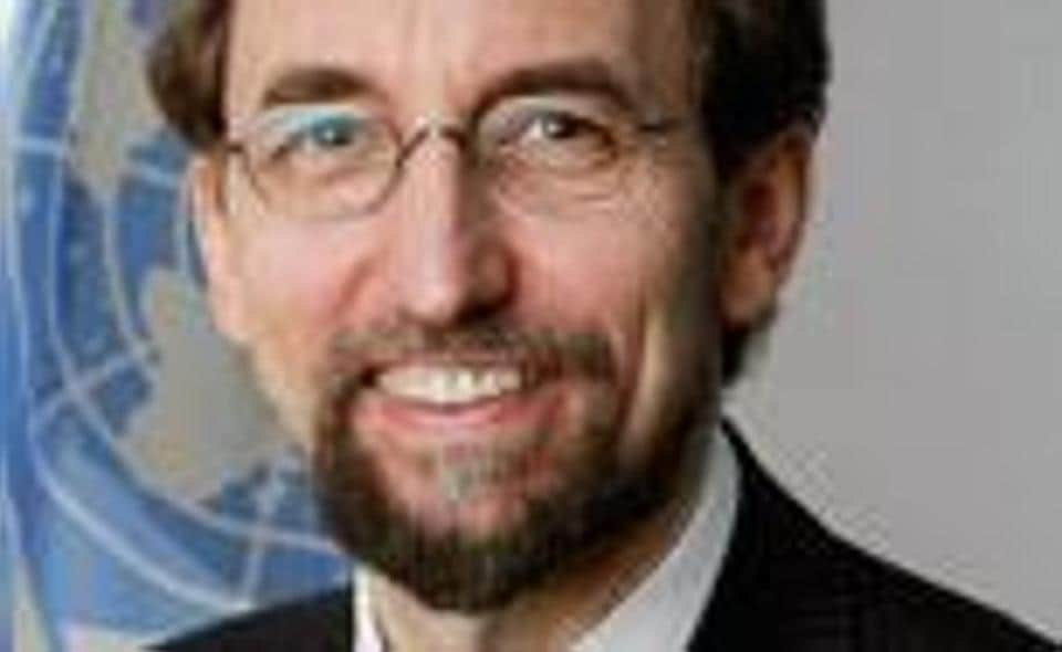 United Nations human rights chief  Zeid Ra'ad Al Hussein condemned the ban as illegal and 'mean-spirited'.