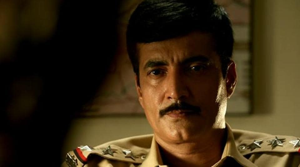 Narendra Jha played tough cop Chaubey in Kaabil.