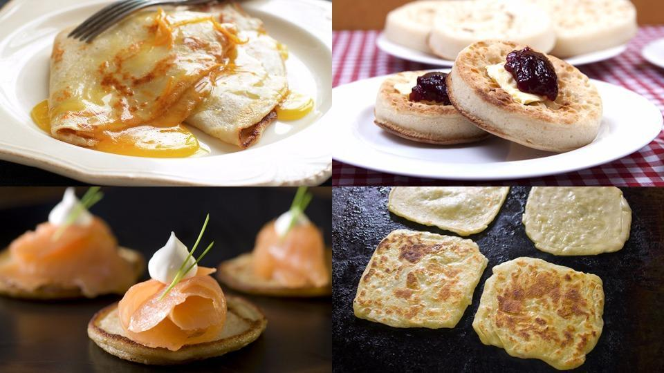 From France's crêpe Suzette to Britain's crumpets, countries across the globe have their own local variants, with both savory and sweet specialties to sample. Here's a look at some of the world's different types of pancakes. (Istock.com)