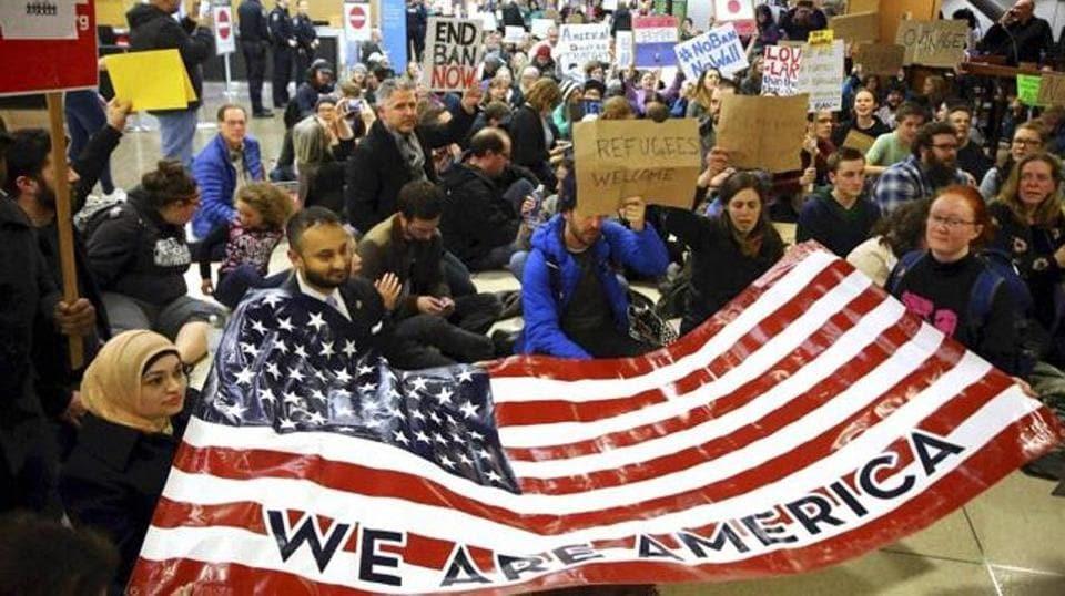 Donald Trump,US President,Muslim ban