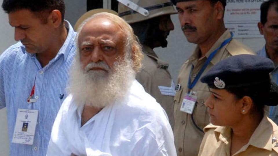 Asaram has been in a jail in Jodhpur since September 2013. Two months later he, along with his son Narayan Sai, were booked for the alleged rape of two sisters at their ashram in Gujarat's Surat.