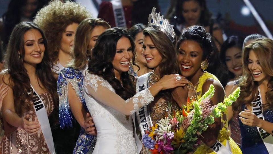 The 65th edition of the three-hour show at Manila focused on diversity and empowering women. It was the third time for the Philippines to host the pageant, and its major local sponsor, tycoon Luis Singson, paid $13 million in a one-off deal to bring the contest to the country.  (REUTERS)