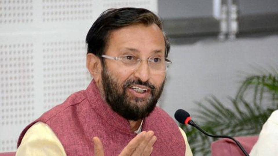Kerala BJP on Monday urged HRD minister Prakash Javadekar to rectify the 'major mistake' in the ICSE eighth standard textbook.