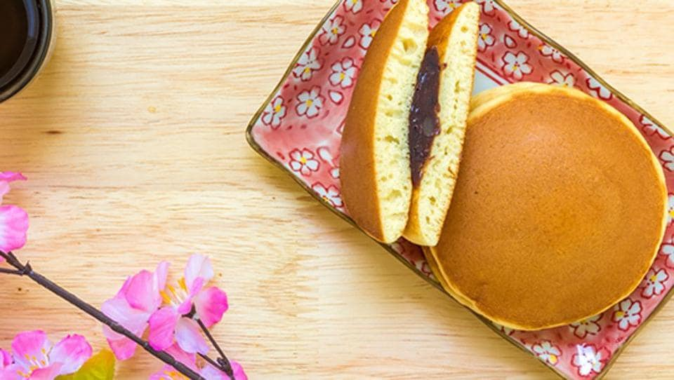 "Dorayaki, Japan: This is essentially a Japanese version of American pancakes. Unlike the US variety, Tokyoites -- who lay claim to the specialty -- use a kidney bean purée to fill two pancakes which are then stuck together while warm. This paste is called ""anko"" and can easily be made at home or bought from Asian food stores. (Istock.com)"