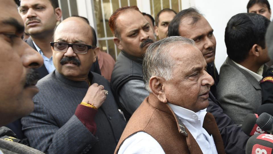 Samajwadi party leader Mulayam Singh does not realise that the political discourse of the state has changed ever since Narendra Modi became Prime Minister. In their desperation to stop BJP's victory in UP, Muslims would dump any party or leader.