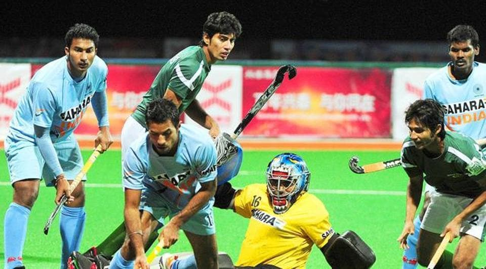 Hockey India has criticised Pakistan Hockey Federation's claims about non-participation in Junior Hockey World Cup.