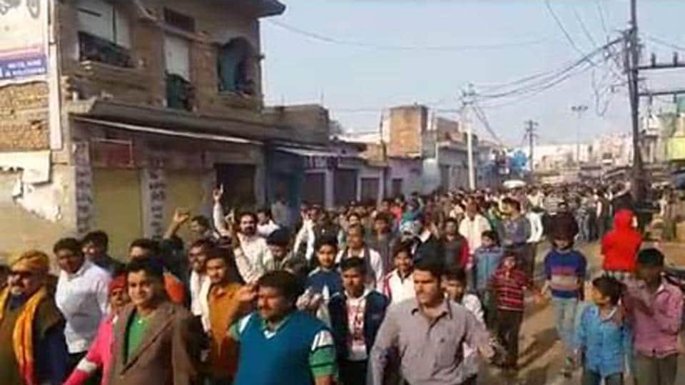 Rajasthan,Bharatpur,Gang rape