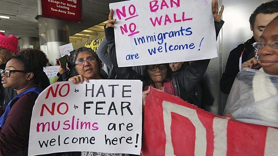 Immigration ban,Muslim ban,Donald Trump