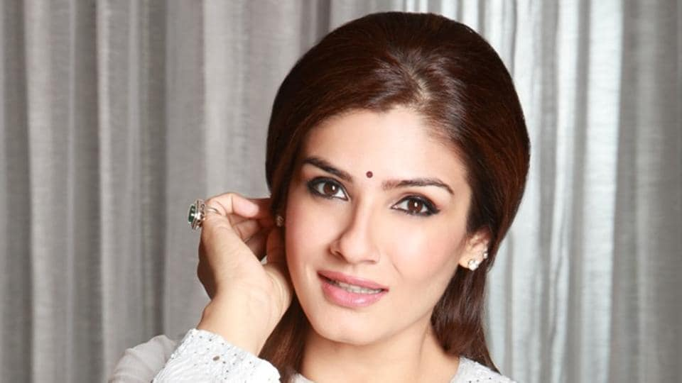 Raveena Tandon's upcoming film, The Mother, is based on violence against women.