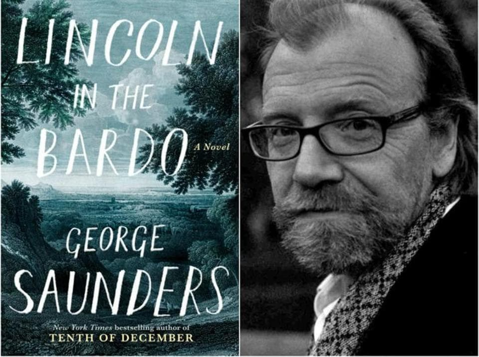 George Saunders is known for his short stories and children's fiction.
