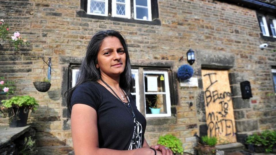 Rekha Patel,Rekha Patel house,UK woman sells house