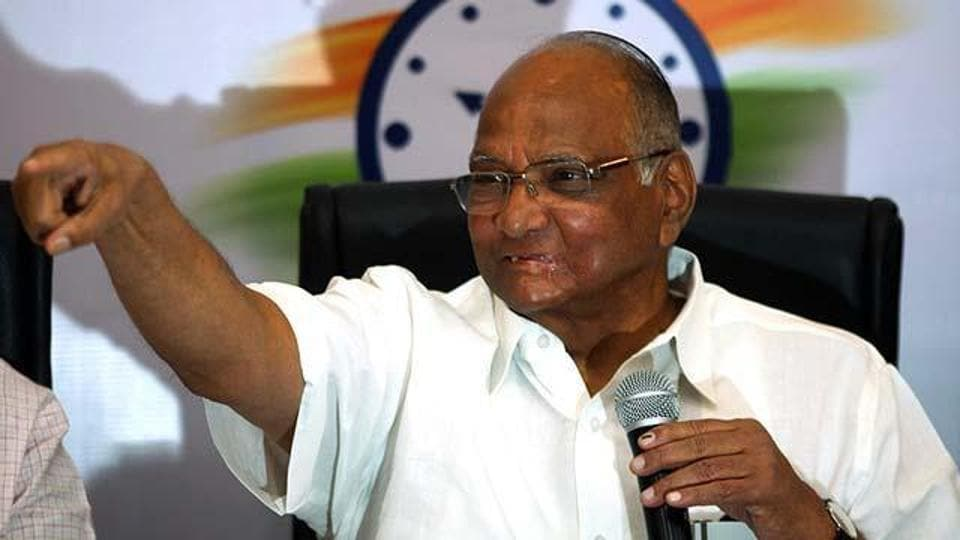 The general presumption is that NCP chief Sharad Pawar's Padma Vibhushan was to win him over decisively to the BJP's side given that the party is greatly troubled by its ally, the Shiv Sena, in Maharashtra.
