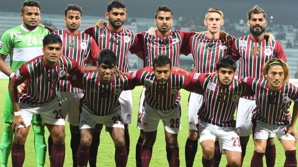 Mohun Bagan AC will take on Colombo FCin the AFCCup.