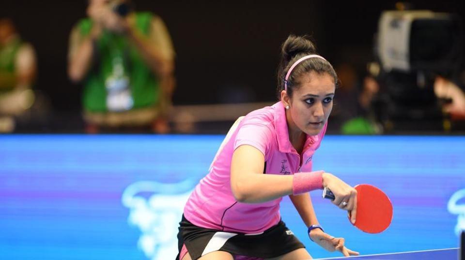 Manika Batra represented India in table tennis at the 2016 Rio Olympics.
