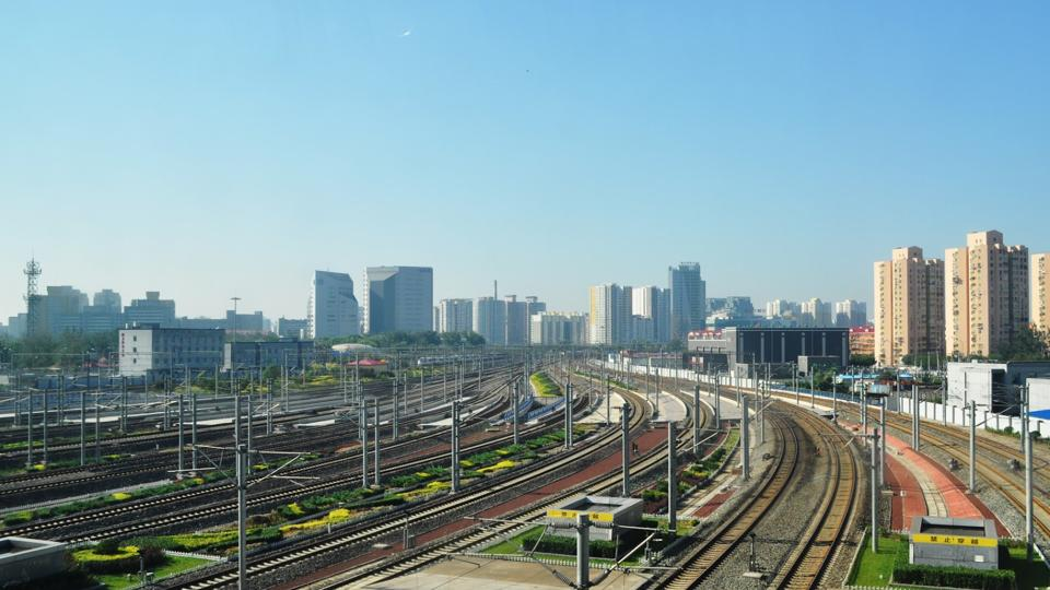 Railway tracks approaching Beijing station are full of greenery. Inspired by the Beijing railway station, the Northern Railways is developing green patches along the tracks approaching the four major city stations — New Delhi, Old Delhi, Nizamuddin and Anand Vihar.