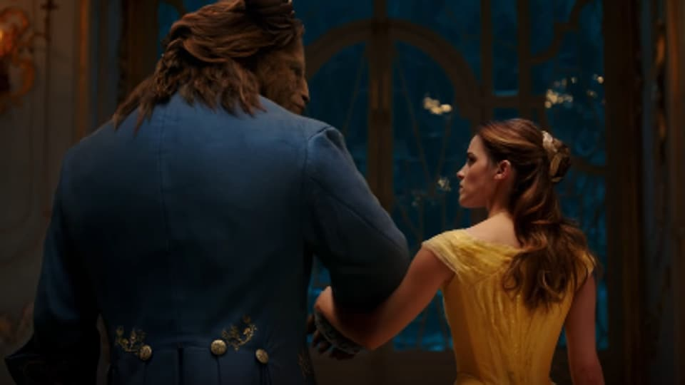 Beauty and the Beast is scheduled for a March 17 release.