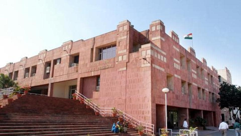 JNU steering committee meeting was held to assign 80% weightage for entrance exams and 20% for viva for new admissions.