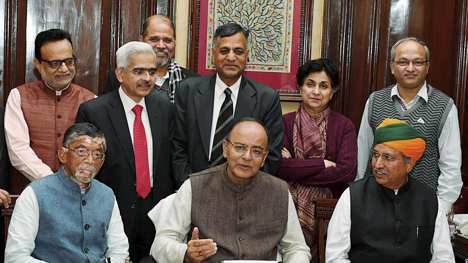 Budget 2017,Union Budget,Five year plan