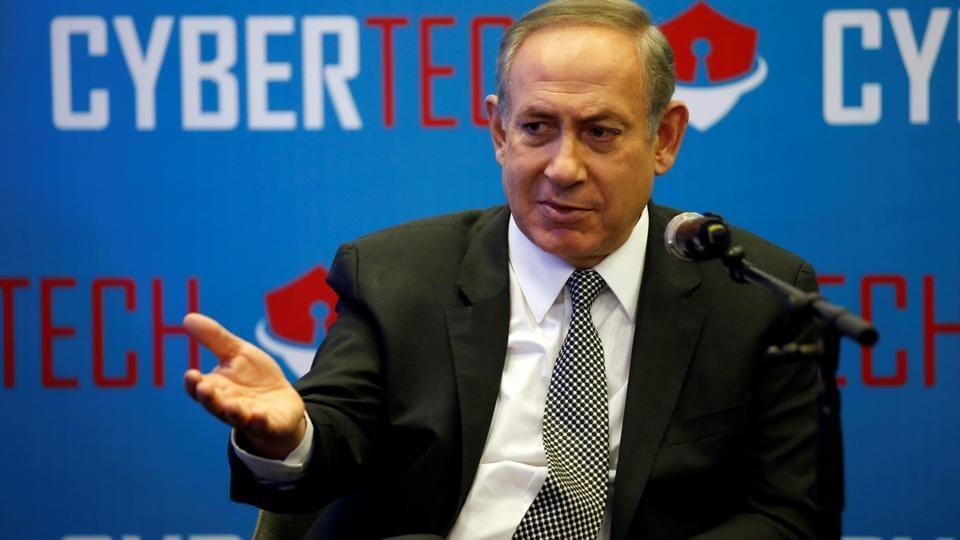 Benjamin Netanyahu,Mexico wall,Donald Trump