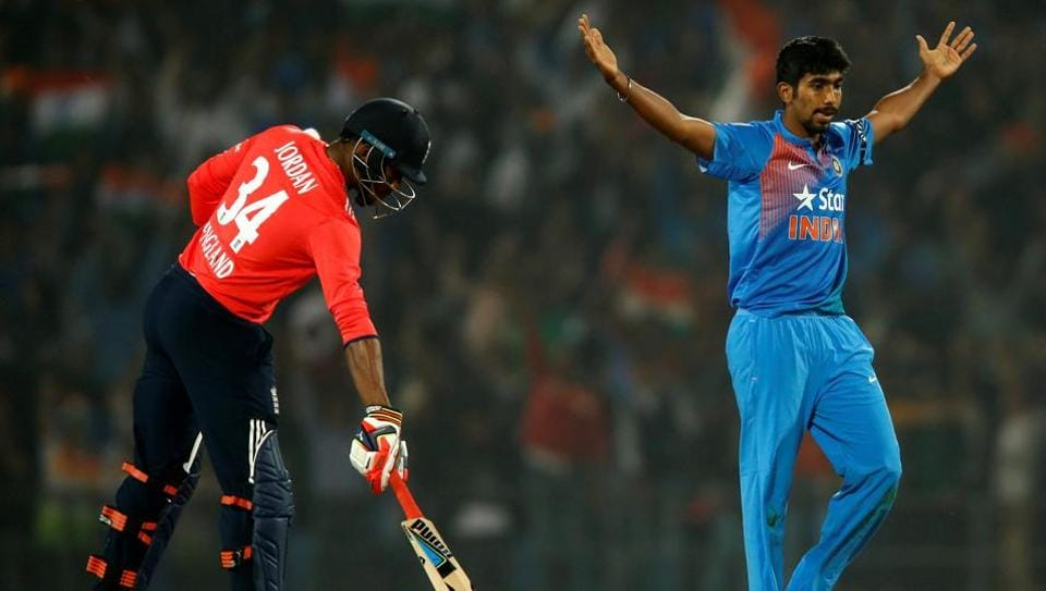 Jasprit Bumrah was declared Man of the Match in the second T20I between India and England.